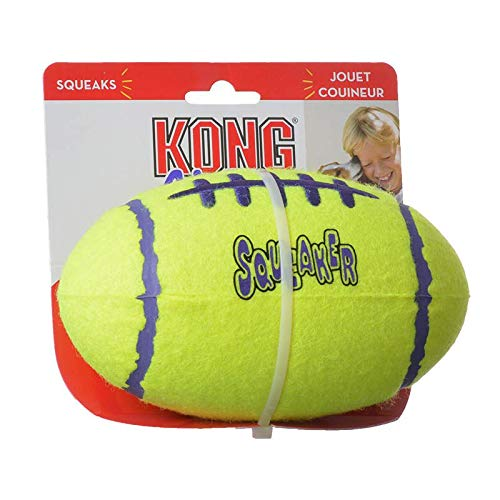 KONG Air Squeaker Football -