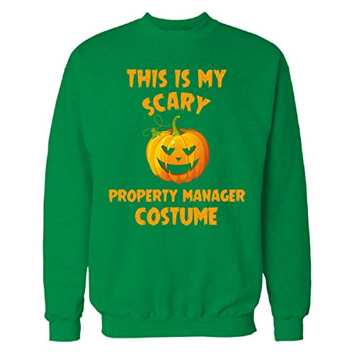 This Is My Scary Property Manager Costume Halloween Gift - (Property Brothers Halloween Costumes)