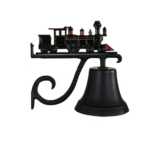 (Montague Metal Products Cast Bell with Color Train)