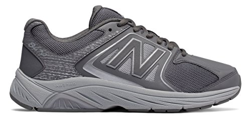 (ニューバランス) New Balance 靴?シューズ レディースウォーキング Womens 847v3 Grey with Castlerock グレー キャッスルロック US 9.5 (26.5cm)