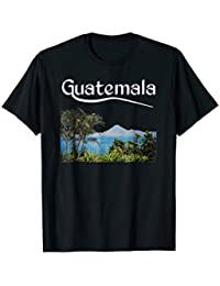 Guatemala Shirt Chapin Atitlan Tikal Maya Mayan Art Guate