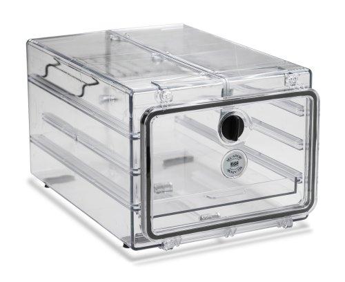 Bel-Art Secador Polycarbonate Refrigerator Ready Desiccator; 0.6 cu. ft. (F42011-0000)