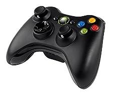 Xbox 360 Wireless Controller (Bulk Packaging) (Black)