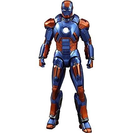 Amazon.com: Hot Toys Mark XXVII - Disco (MMS371) 2016 Toy ...
