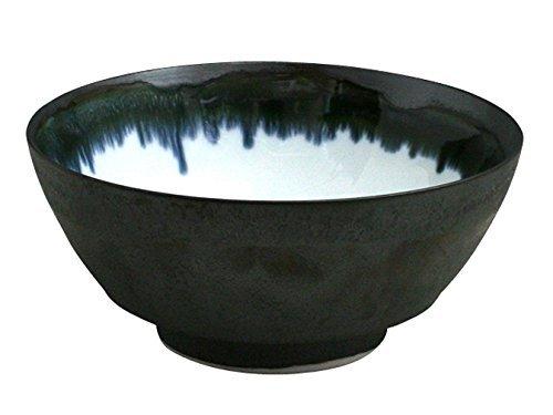 Arita Yaki Sumi Nagashi 7.1inch Ramen Bowl Porcelain