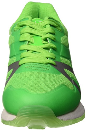 Plateforme Vert Pompes 97002 Verde Diadora Bright Verde Plate MM Adulte à Fluo N9000 Mixte axTwHX