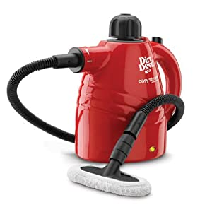 Dirt Devil Steam Cleaner Easy Steam Corded Handheld Steam Cleaner PD20005
