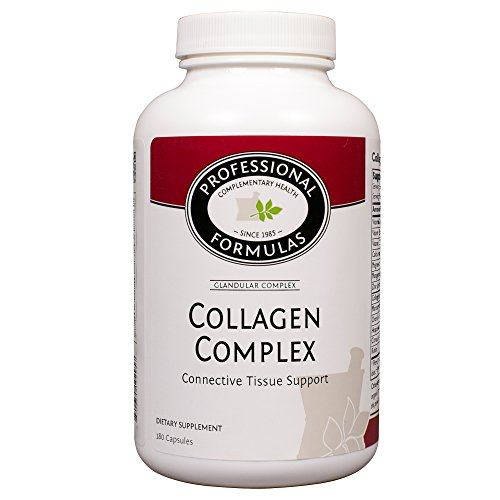 Collagen Complex 180ct Caps by Professional Formulas ()
