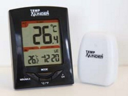 RV Trailer Camper Clock Wireless Weather Station For RV'S...