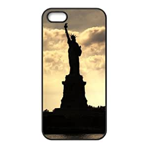 iPhone 5,5S Protective Phone Case Statue of Liberty ONE1231392
