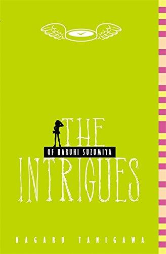 Download The Intrigues of Haruhi Suzumiya (light novel) (The Haruhi Suzumiya Series) pdf epub