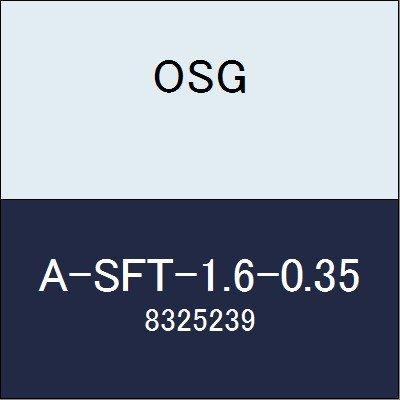 OSG ハイススパイラルタップ A-SFT-1.6-0.35 商品番号 8325239