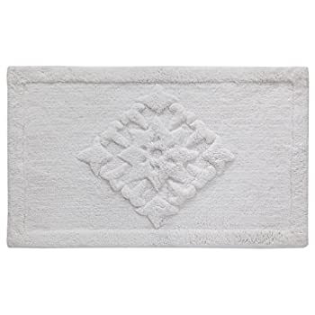 Creative Bath Products Belle Rug, Cotton with Laytex