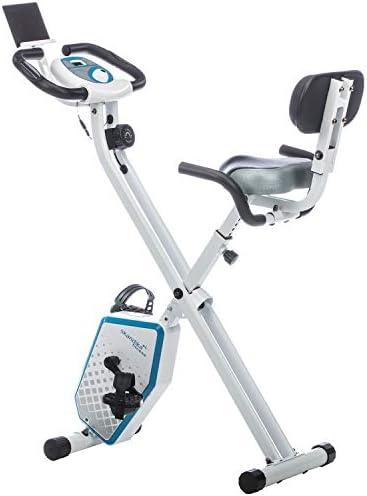 skandika Foldaway X-1000 PLUS - bicicleta estática de fitness ...