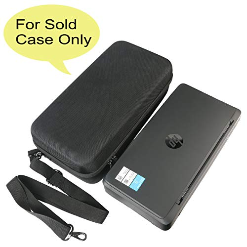 co2crea Hard Travel Case for HP OfficeJet 200 Portable Printer with Wireless Mobile Printing (CZ993A) by Co2Crea (Image #1)