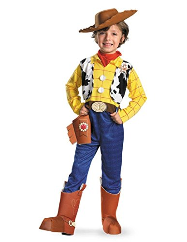 (Woody Deluxe Child - Size: Child)