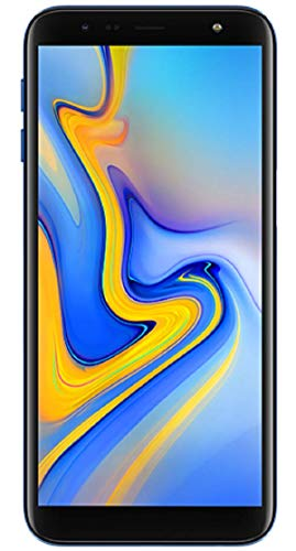 Galaxy J6 Plus (SM-J610F/DS) 64GB LTE Dual SIM Factory Unlocked, International, No Warranty - Blue