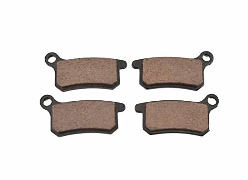 2003-2010 KTM 85SX 85 SX Front and Rear Brake Pads Motocross Brake Pads
