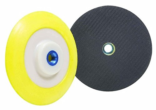 Buff and Shine Rotary/Circular 6 Inch Backing Plate
