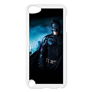 Cool Night Batman Personalized Music Case Cover for IPod Touch 5th