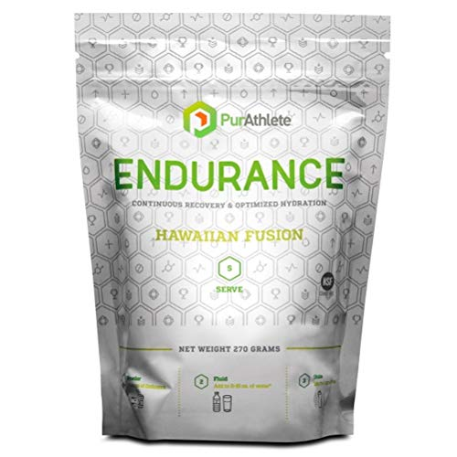 PurAthlete Endurance Supplement for Physical Training | Magnesium, Glutamine,Whey Protein Drink Mix for Improving Cellular Hydration, Protein, and Amino Acid Intake – Hawaiian Fusion, 270 Gram Review