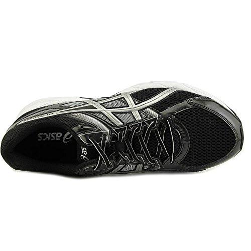 Asics Mens Gel-contend 3 Chaussure De Course Noir / Platine / Blanc