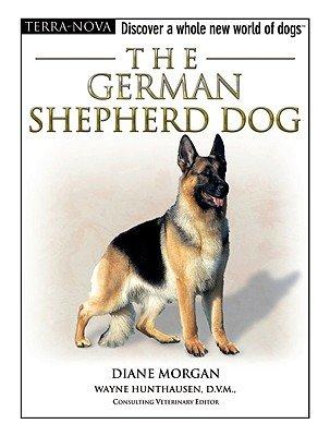 The German Shepherd Dog [With Dog Training DVD] [GERMAN SHEPHERD DOG] [Hardcover] - Tfh Dvd