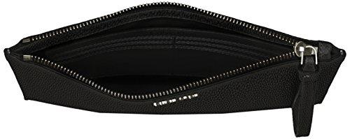 Klein Black Handbag Donna Edit Calvin Nero Nero Pouch RdFCWw