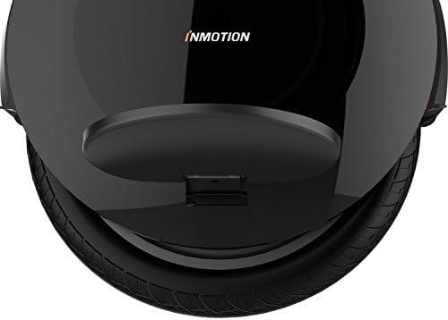 InMotion V8 Gyroroue Mixte Adulte, Noir, Unique