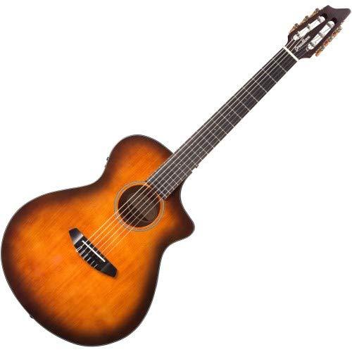 (Breedlove Discovery Concert Sation Bourbon Nylon String w/Gigbag)