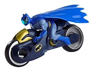 Mattel - El intrépido Batman Stealth Strike, Moto