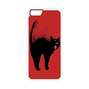 Black Cat CUSTOM Cover Case Iphone 5/5S