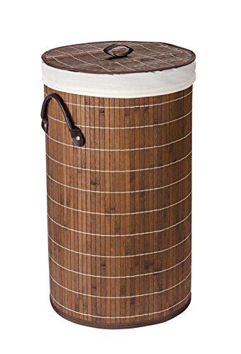 Bamboo Cesto para la Ropa