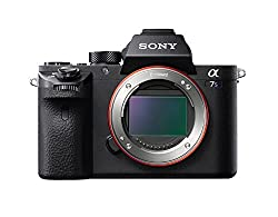 Sony A7s Ii Ilce7sm2b 12.2 Mp E-mount Camera With Full-frame Sensor, Black