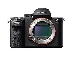 Sony A7s Ii Ilce7sm2b 12.2 Mp E-mount Camera With Full-frame Sensor, Black