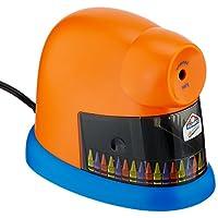 EPI1680 - Afilador de crayones eléctrico CrayonPro de Elmer con hoja reemplazable