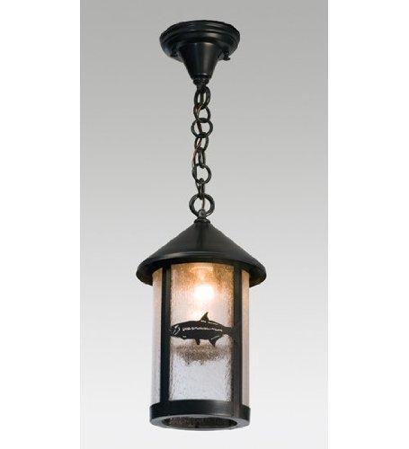 Tarpon Hanging - 8 in. Tarpon Fulton Hanging Lantern Pendant