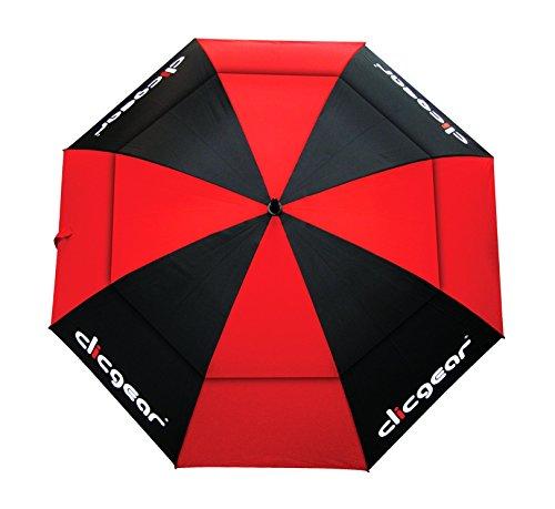 "Clicgear 68"" Double Canopy Golf Umbrella ()"