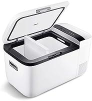 ICECO GO Series Portable Refrigerator, DC 12/24 V, AC 100-240V, Small Fridge Freezer Cooler Mini, for Outdoor,