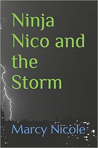 Ninja Nico and the Storm: Amazon.es: Marcy Nicole: Libros en ...