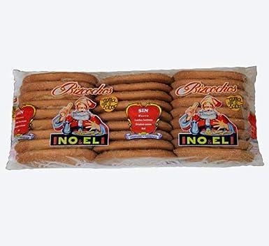 Bizcochos Noel de Lerma (Burgos) - Tierra de Sabor - Caja 10 paquetes de 300 g (3 kg)