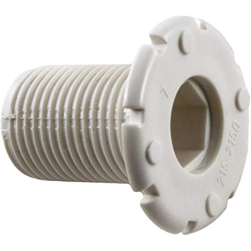 Air Injector Wall Fitting 215-2150, White