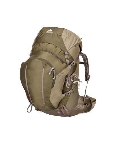 Gregory Women's Jade 70 Backpack, Caravan Green, Small, Outdoor Stuffs
