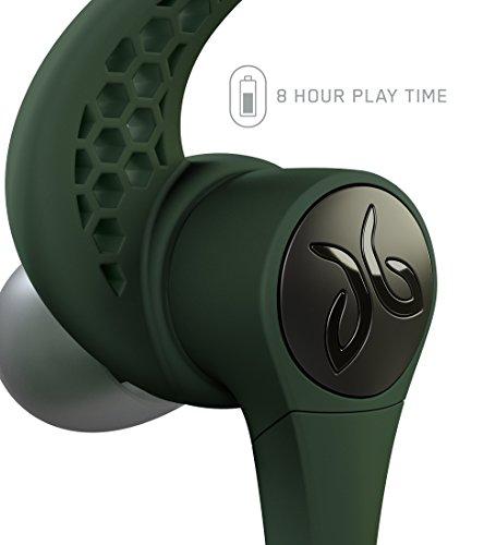 Jaybird X3 In-Ear Wireless Bluetooth Sports Headphones – Sweat-Proof – Universal Fit – 8 Hours Battery Life – Alpha (Renewed)