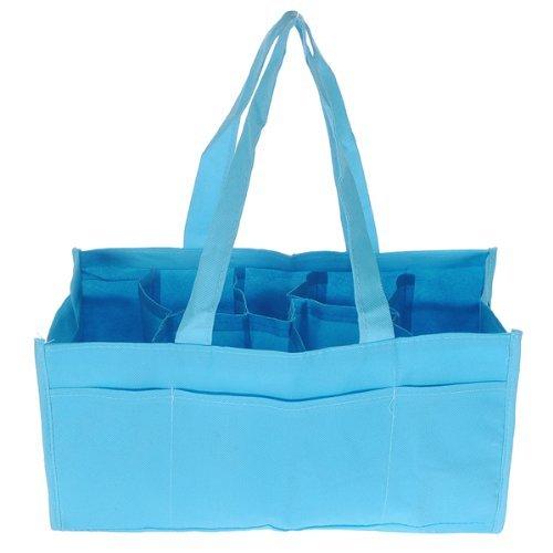 Travel Outdoor tragbar Baby Windel Windel Storage Einsatz Organizer Bag Tote, Blau SROVFIDY