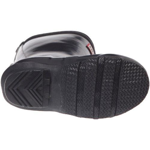 Hunter Junior Young Original - Zapatos de punta redonda sin cordones Azul (Navy)