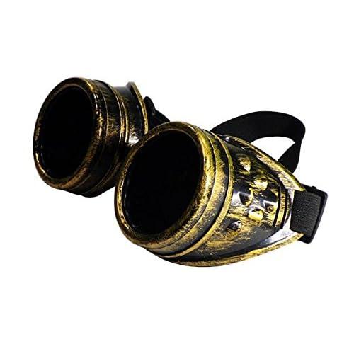 Steampunk Goggles: Amazon.co.uk