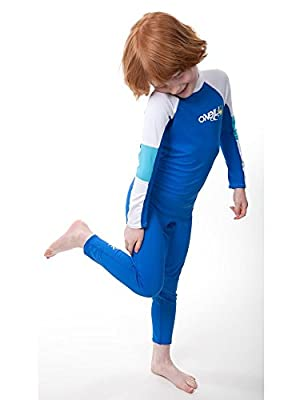 O'Neill Wetsuits UV Sun Protection Boys Ozone Toddler Full Suit