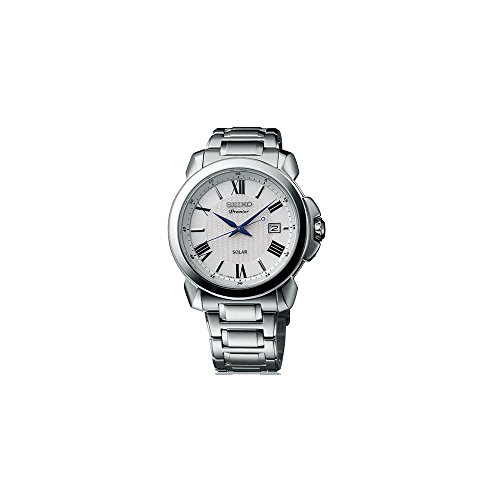 Seiko Perpetual Calendar Watch (Seiko Premier SNE453P1 Mens Wristwatch Perpetual Calendar)