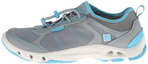 Sperry Damen H20 Escape Bungee Wasser Sneaker Grau